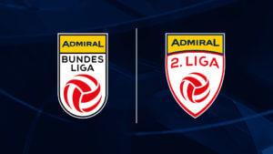 ADMIRAL Bundesliga - ADMIRAL 2. Liga