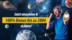 200€ Neukundenbonus